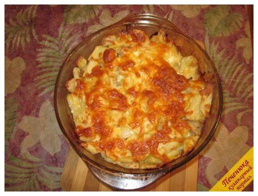 Запеканки с картофелем рецепты фото