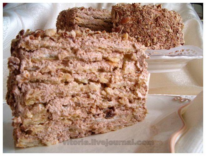 Самые вкусные торты.  Рецепты тортиков ФОТО - на бэби.ру.  Быстро и вкусно простые...